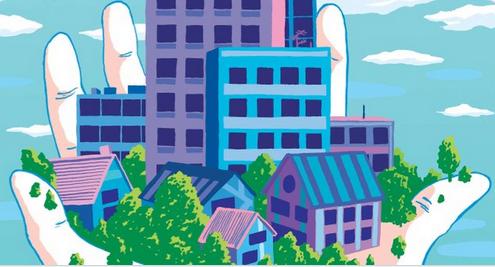 Interview sur les Communs urbains dans le journal Le Monde